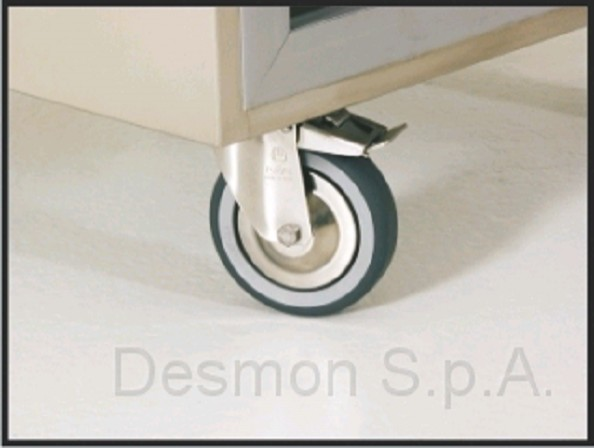 Desmon Toepasbare wielen werkbank 4
