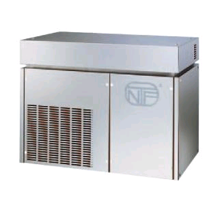 NTF Droog scherfijsmachine SM 750