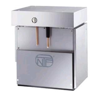 NTF Droogscherfijsmachine Split 1750 exclusief motor