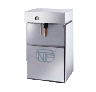 NTF Droogscherfijsmachine Split 750 exclusief motor